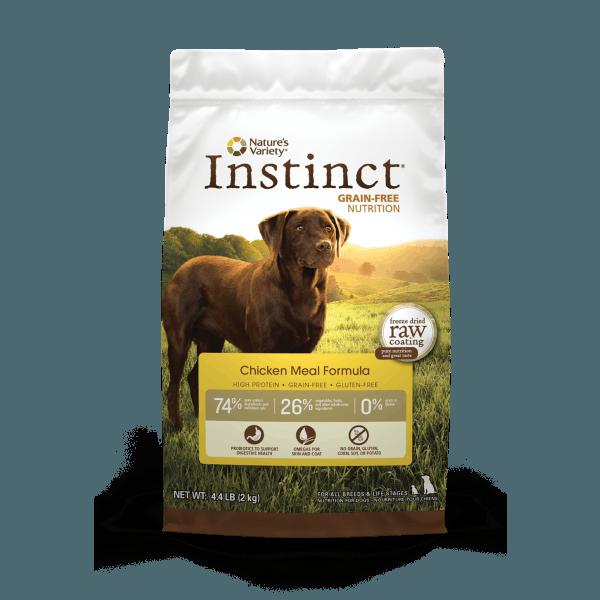 Instinct Alimento Para Perro Sabor Pollo  (2 kg)