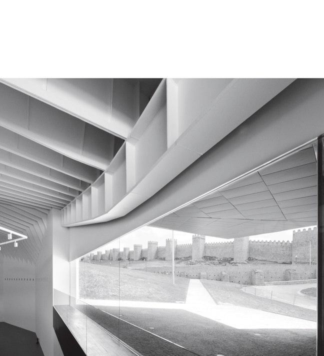 Francisco Mangado – Centro de Exposiciones y Congresos de Ávila - Preview 10
