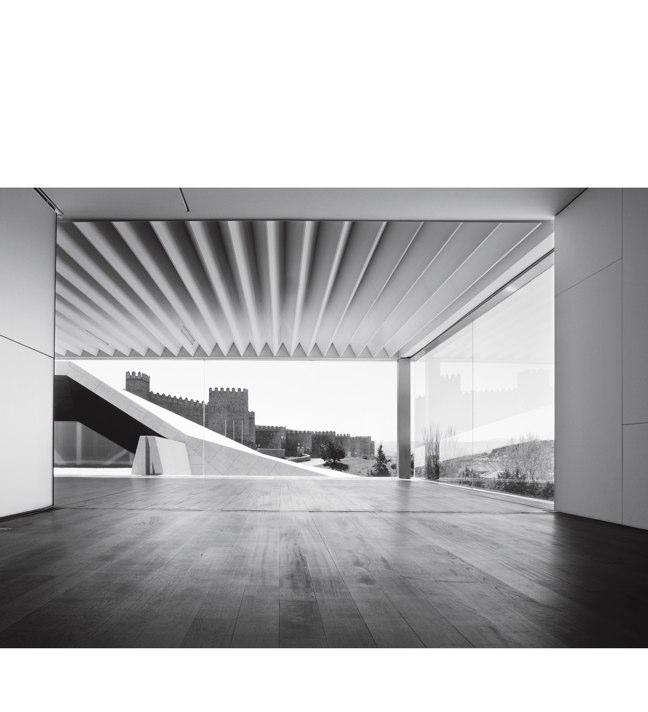 Francisco Mangado – Centro de Exposiciones y Congresos de Ávila - Preview 11