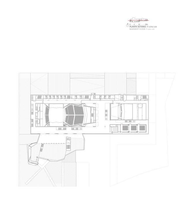 Francisco Mangado – Centro de Exposiciones y Congresos de Ávila - Preview 14