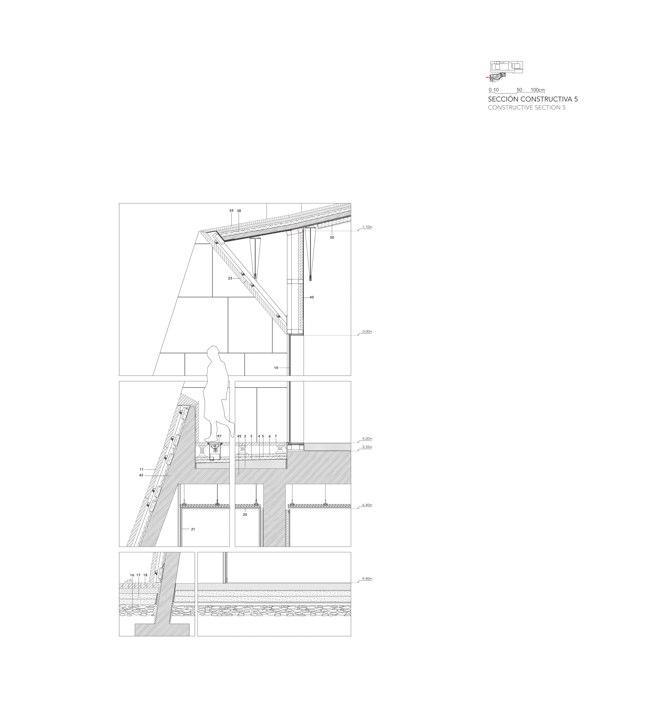 Francisco Mangado – Centro de Exposiciones y Congresos de Ávila - Preview 16