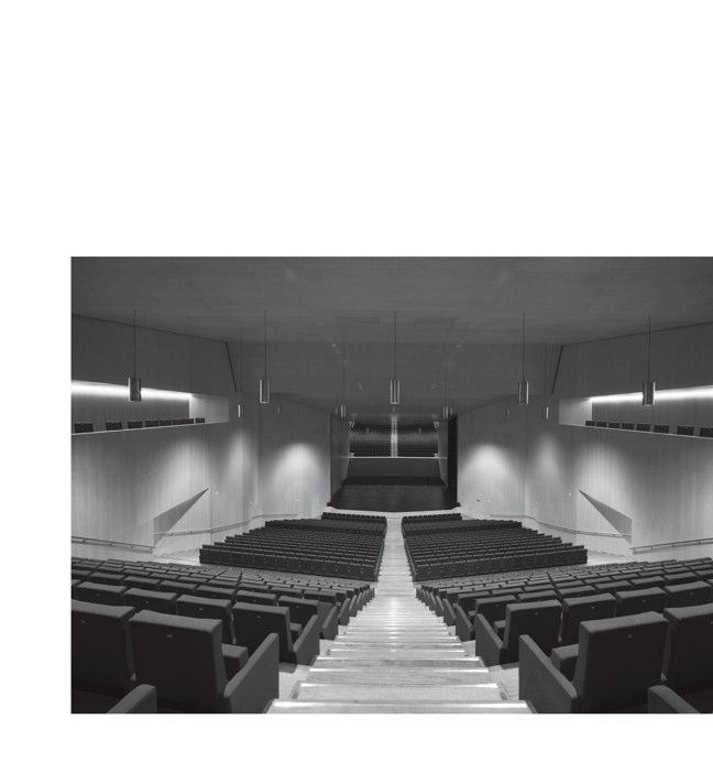 Francisco Mangado – Centro de Exposiciones y Congresos de Ávila - Preview 7