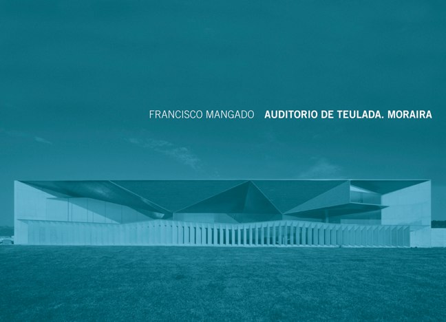 Francisco Mangado. Auditorio de Teulada
