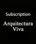 Subscription Arquitectura Viva 12 months (10 issues)