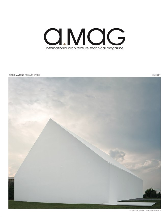 a.mag 01 AIRES MATEUS private work