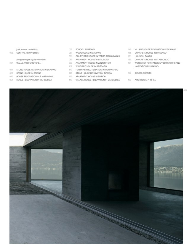 A.mag 02 WESPI DE MEURON ROMEO architects - Preview 1