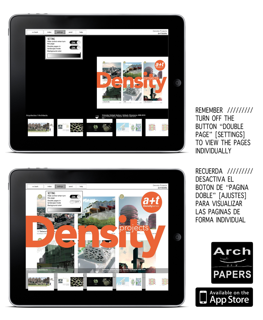 a+t density book · Density projects - Preview 1