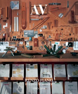 AV Monografías 119 RENZO PIANO