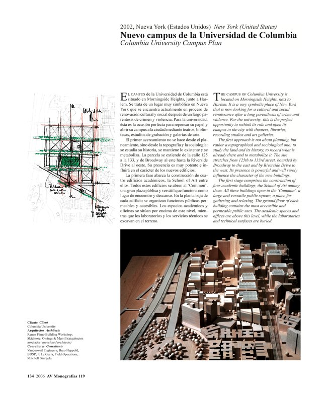 AV Monografías 119 RENZO PIANO - Preview 32