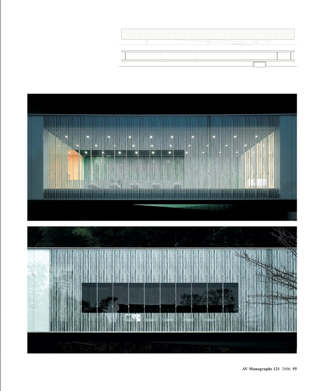 AV Monografias 121 SANAA Sejima & Nishizawa - Preview 5
