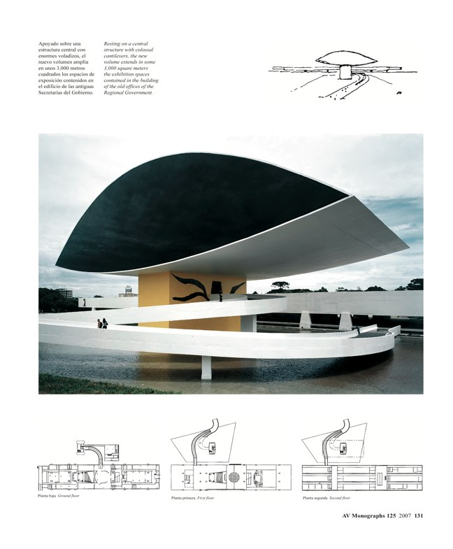 AV Monografías 125 OSCAR NIEMEYER - Preview 10