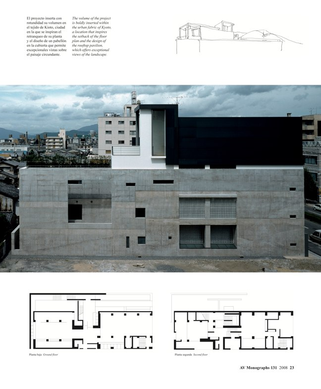 AV Monografias 131 DAVID CHIPPERFIELD - Preview 2