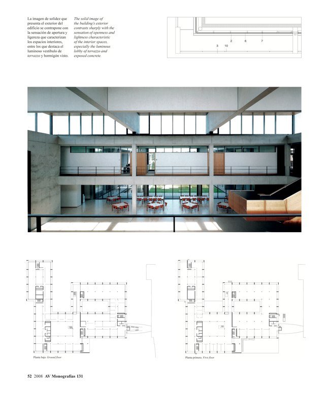 AV Monografias 131 DAVID CHIPPERFIELD - Preview 4