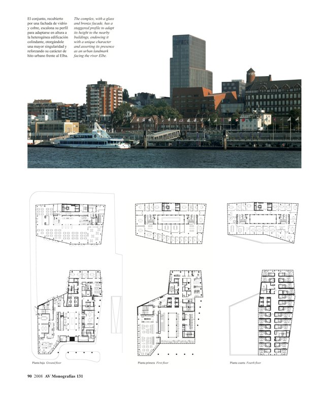 AV Monografias 131 DAVID CHIPPERFIELD - Preview 7