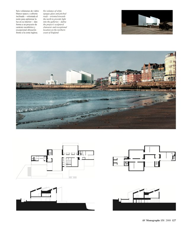 AV Monografias 131 DAVID CHIPPERFIELD - Preview 9