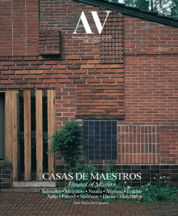 AV Monografías 132 HOUSES OF MASTERS