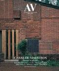 AV Monografías 132 HOUSES OF MASTERS