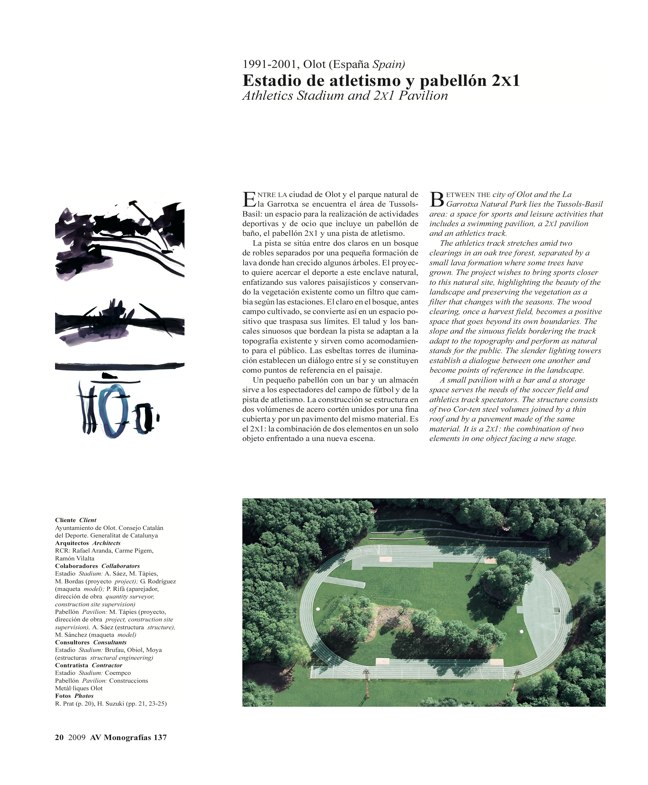 AV Monografias 137 RCR Arquitectes - Preview 2