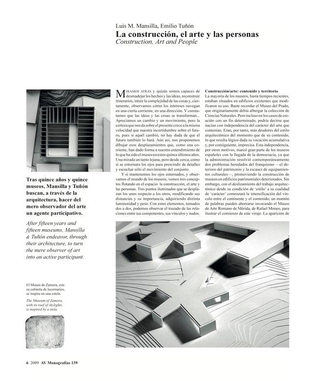 AV Monografías 139 MUSEOS del MUNDO Twelve World Museums - Preview 4