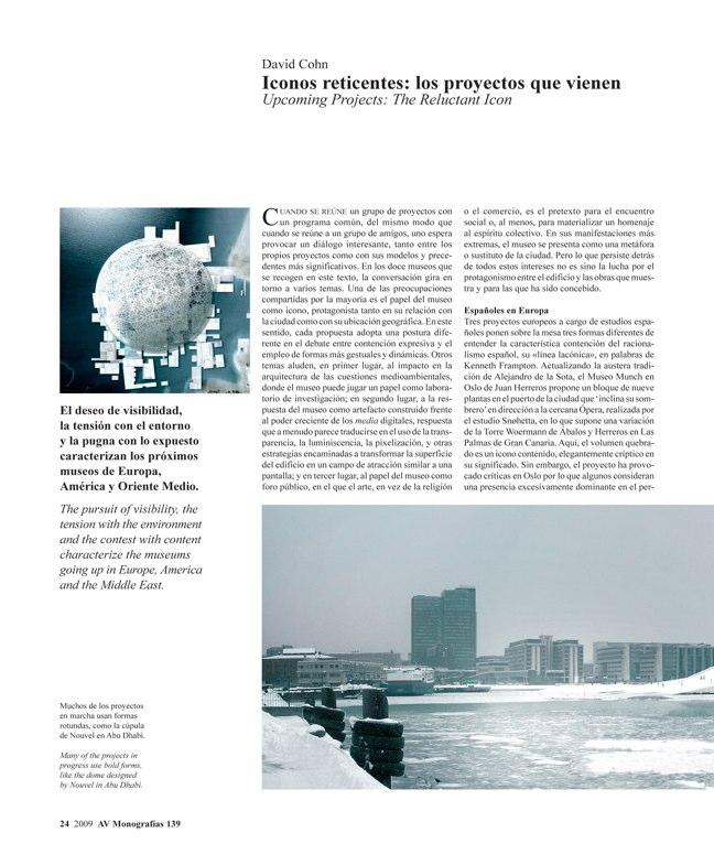 AV Monografías 139 MUSEOS del MUNDO Twelve World Museums - Preview 6