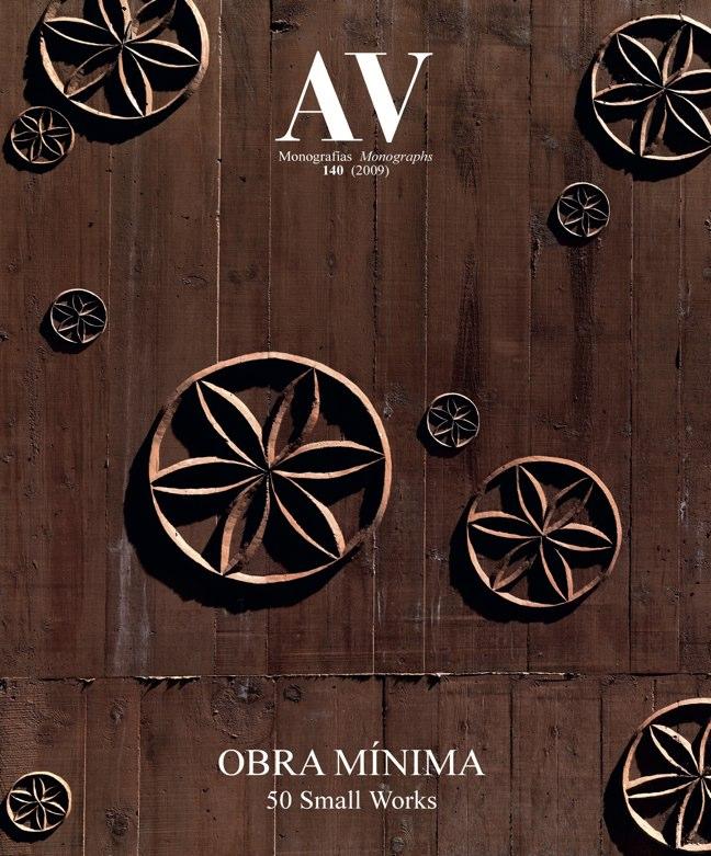 AV Monografías 140 OBRA MÍNIMA – 50 Small Works