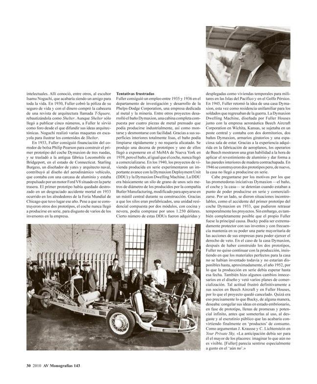 AV Monografías 143 BUCKMINSTER FULLER 1895-1983 - Preview 2