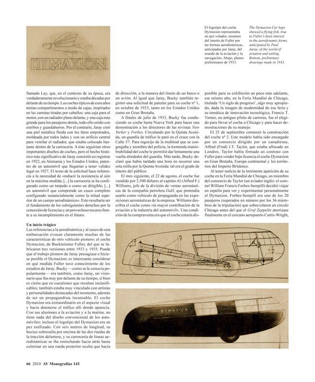 AV Monografías 143 BUCKMINSTER FULLER 1895-1983 - Preview 7
