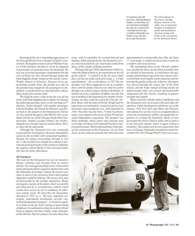AV Monografías 143 BUCKMINSTER FULLER 1895-1983 - Preview 8