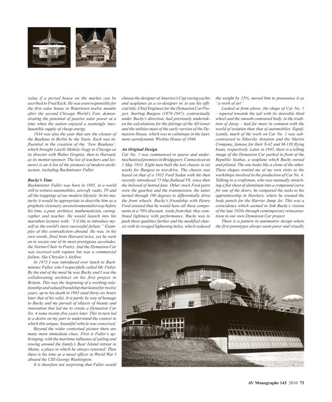 AV Monografías 143 BUCKMINSTER FULLER 1895-1983 - Preview 9
