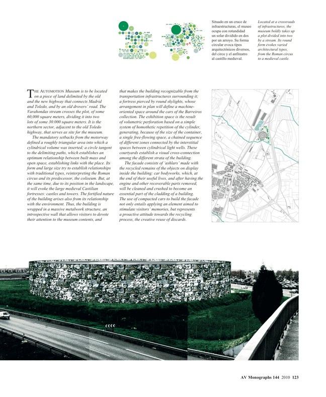AV Monografías 144 MANSILLA + TUÑON 1992-2011 - Preview 7