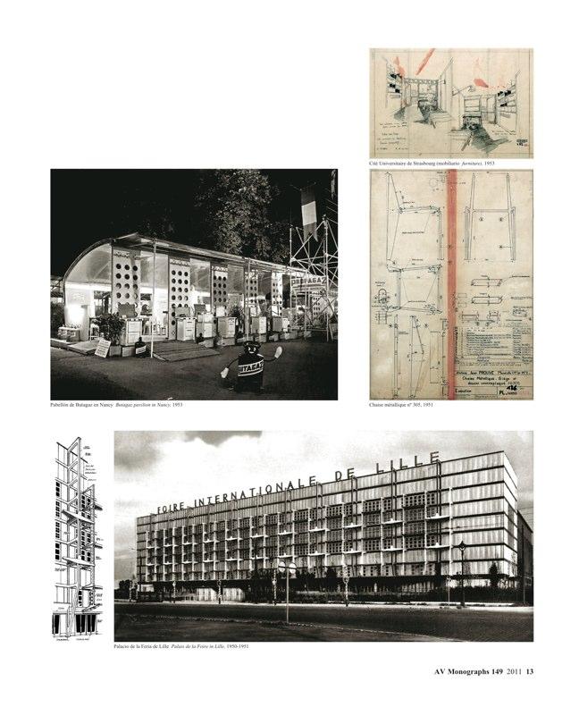 AV Monografías 149 JEAN PROUVÉ - Preview 3