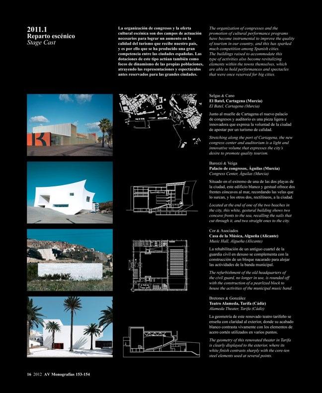 AV Monografías 153-154 SPAIN YEARBOOK – ESPAÑA 2012 - Preview 2