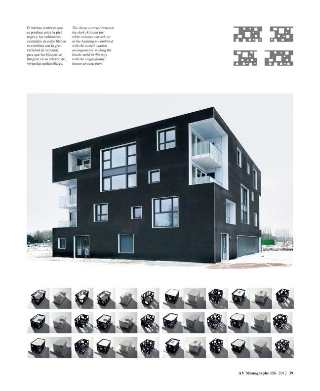 AV Monografías 156 EUROPE, LIVING TOGETHER / VIVIR JUNTOS - Preview 5