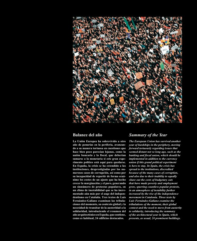 AV Monografías 159-160 ESPAÑA 2013 · SPAIN YEARBOOK - Preview 2
