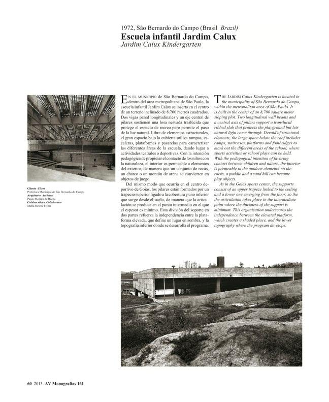 AV Monografías 161 MENDES DA ROCHA - Preview 13