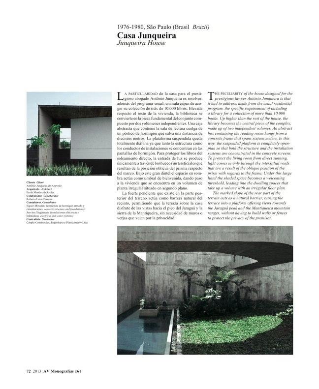 AV Monografías 161 MENDES DA ROCHA - Preview 16