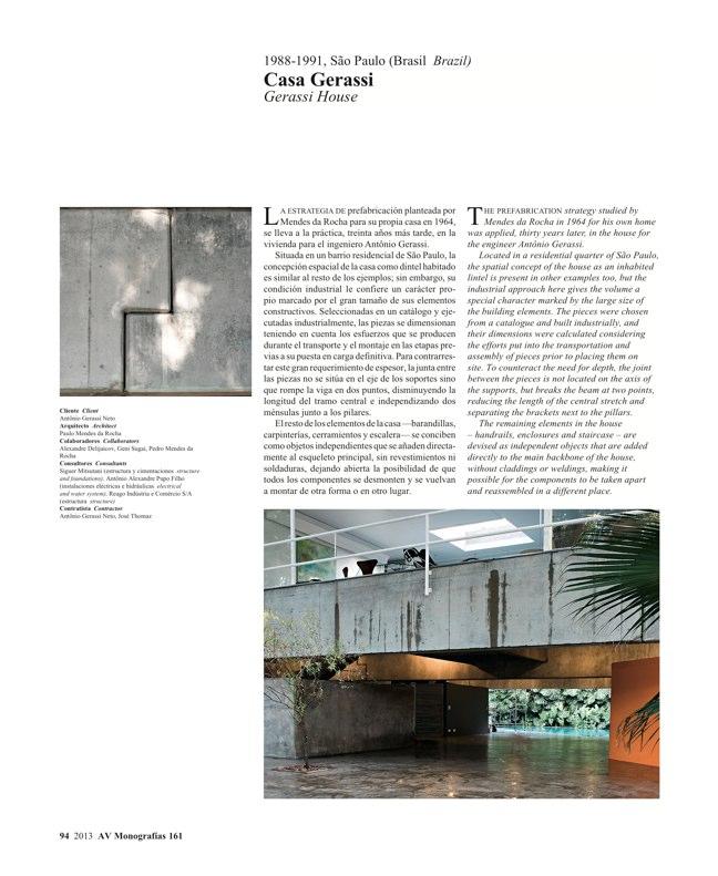 AV Monografías 161 MENDES DA ROCHA - Preview 25