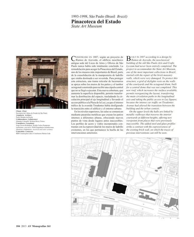 AV Monografías 161 MENDES DA ROCHA - Preview 27
