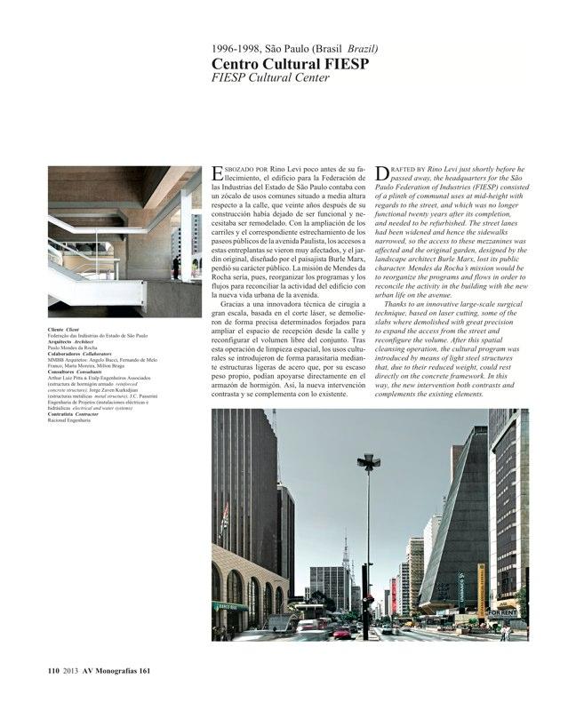 AV Monografías 161 MENDES DA ROCHA - Preview 29