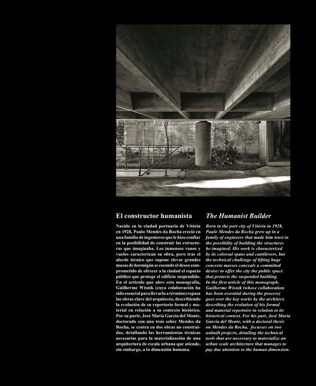 AV Monografías 161 MENDES DA ROCHA - Preview 3