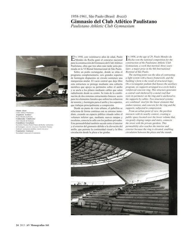 AV Monografías 161 MENDES DA ROCHA - Preview 6
