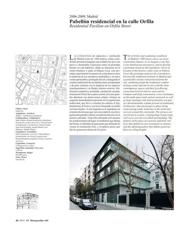 AV Monografías 169 ÁBALOS+SENTKIEWICZ - Preview 11
