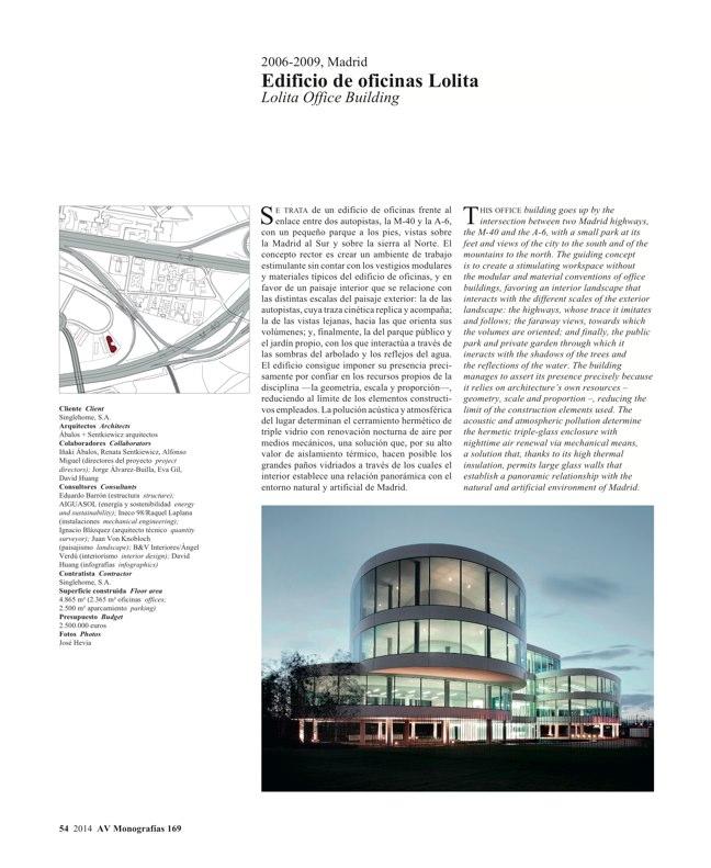 AV Monografías 169 ÁBALOS+SENTKIEWICZ - Preview 13