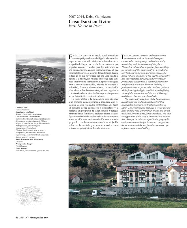 AV Monografías 169 ÁBALOS+SENTKIEWICZ - Preview 17