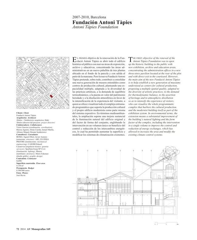 AV Monografías 169 ÁBALOS+SENTKIEWICZ - Preview 18