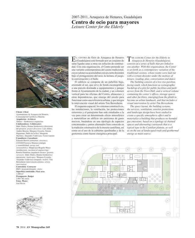 AV Monografías 169 ÁBALOS+SENTKIEWICZ - Preview 20