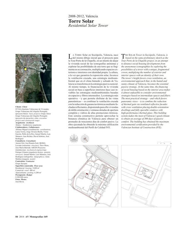 AV Monografías 169 ÁBALOS+SENTKIEWICZ - Preview 22