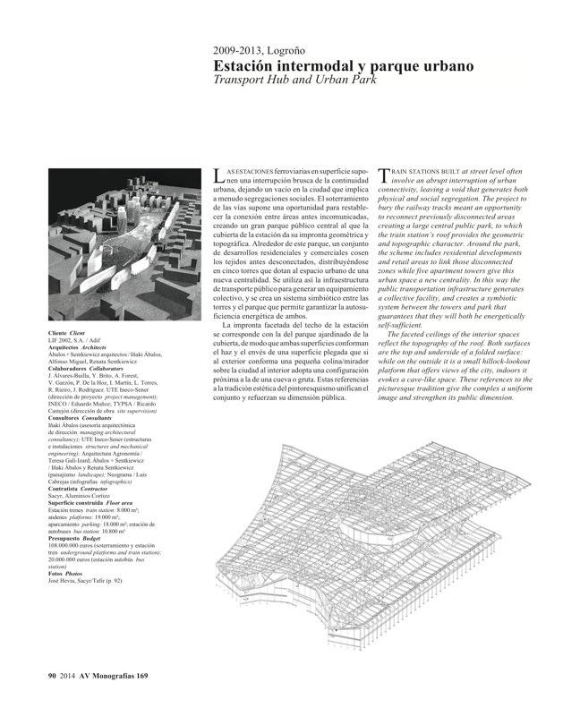 AV Monografías 169 ÁBALOS+SENTKIEWICZ - Preview 24