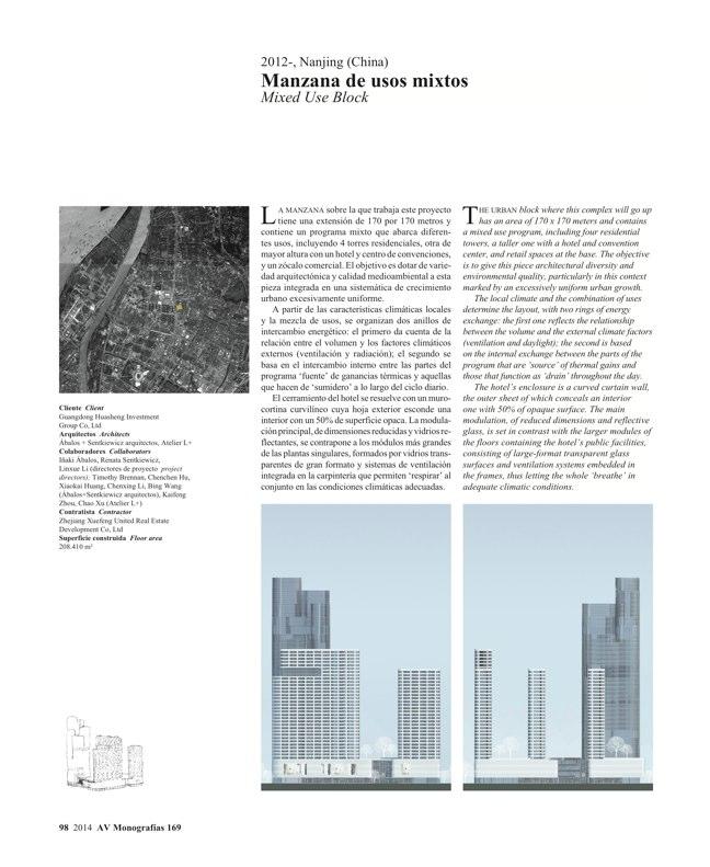 AV Monografías 169 ÁBALOS+SENTKIEWICZ - Preview 26