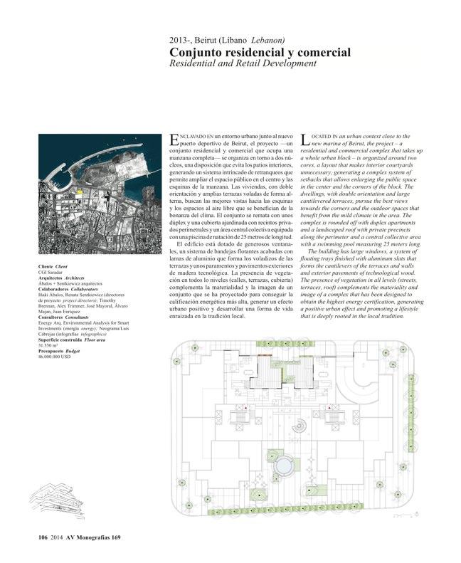 AV Monografías 169 ÁBALOS+SENTKIEWICZ - Preview 30
